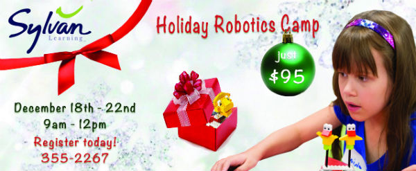 Savannah holiday camps robotics 2017