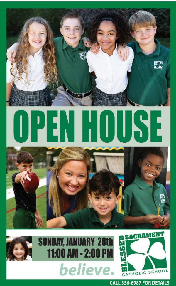 Blessed Sacrament Catholic School Savannah private schools
