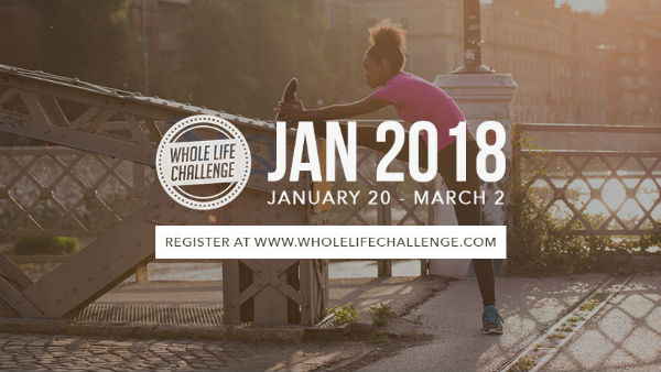 Whole Life Challenge CrossFit Savannah