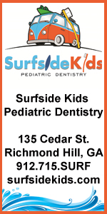 Savannah pediatric dentists Richmond Hill Pooler Surfside Kids Pediatric Dentistry