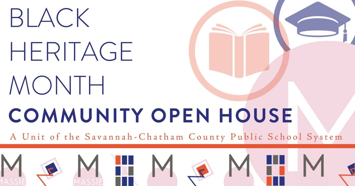 Free open house Massie Heritage Center Savannah