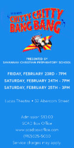 Chitty Chitty Bang Bang Musical Savannah