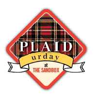 Plaidurday Sandbox Children's Museum Heritage Golf Festival Kids Hilton Head Island