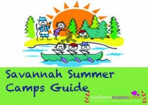 Savannah Summer Camps 2018