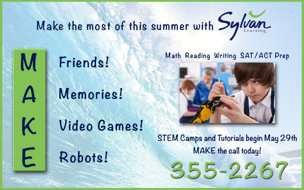 Sylvan Summer Camps 2018 Savannah STEM