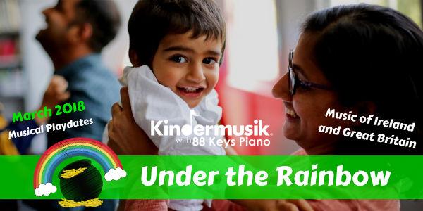 Kindermusik Savannah toddlers preschoolers