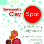 Savannah's Clay Spot Pottery Camp Summer 2018