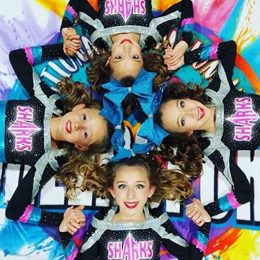 Savannah Sharks Cheerleading