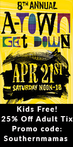 A-Town Get Down Art Music Festival Savannah 2018 Discount Free