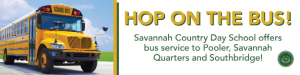 Savannah Country Day School bus program