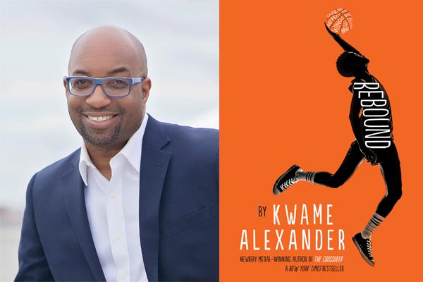 Kwame Alexander Rebound Savannah 2018