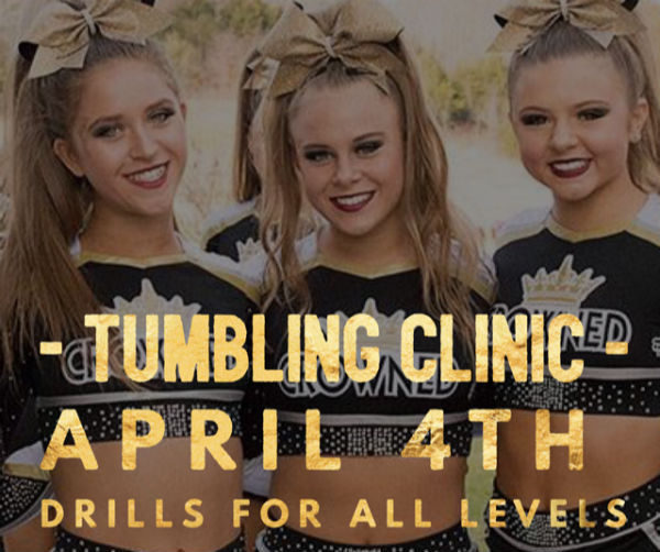 Tumbling Clinic Savannah