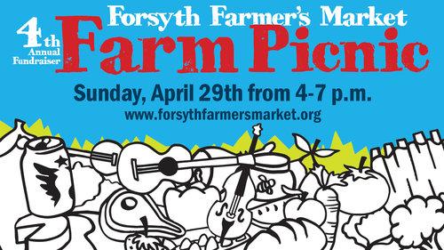 Forsyth Farmers Market Farm Picnic Savannah 2018