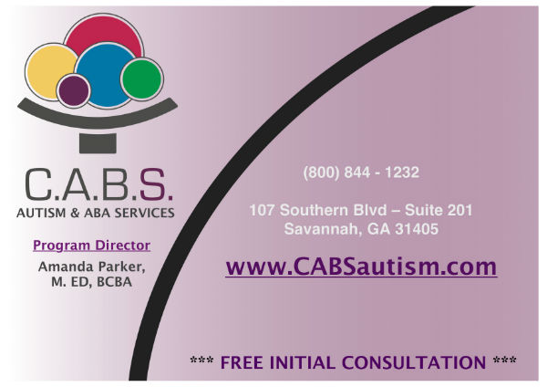 CABS Autism Applied Behavior Savannah
