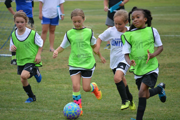 Savannah United Soccer Try-Outs Academy Select Elite