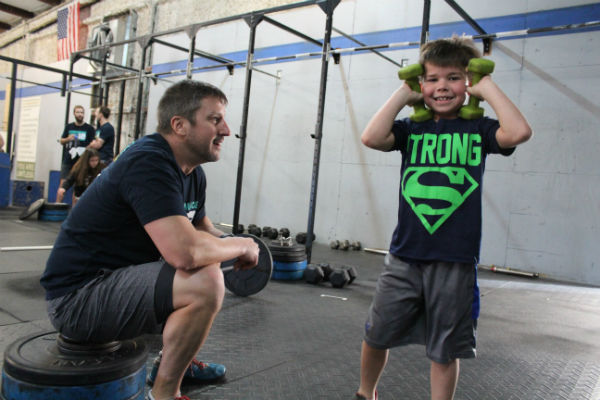 Crossfit Hyperformance for Kids Savannah