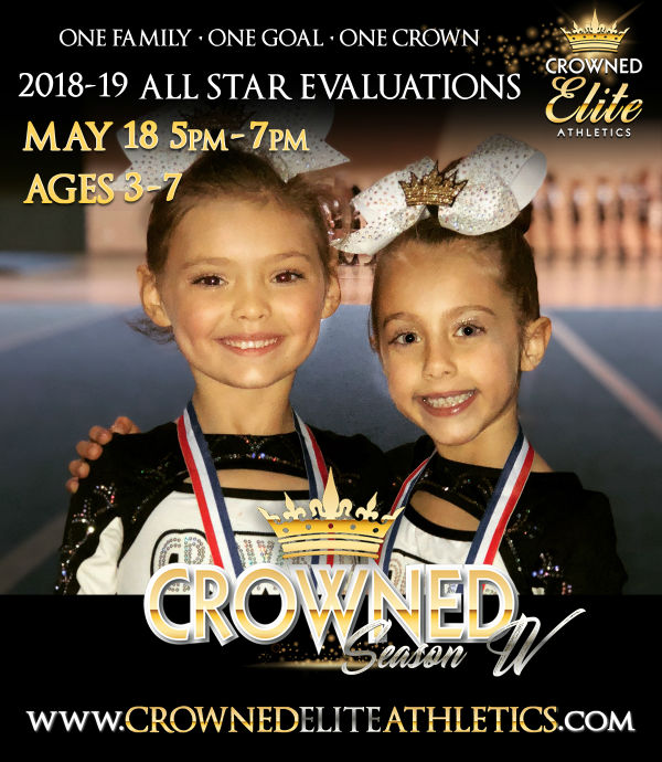 Crowned Elite Athletics Savannah 2018