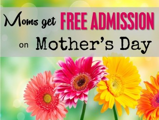 Free admission for moms mother's Day Savannah Jacksonville zoo 2018