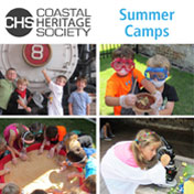 Savannah Summer Camps 2018 Coastal Heritage Society Savannah Children's Museum