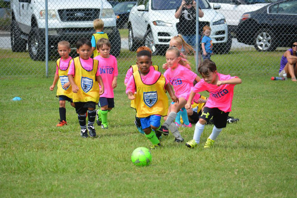 Savannah United Soccer Camps 2018 Savannah
