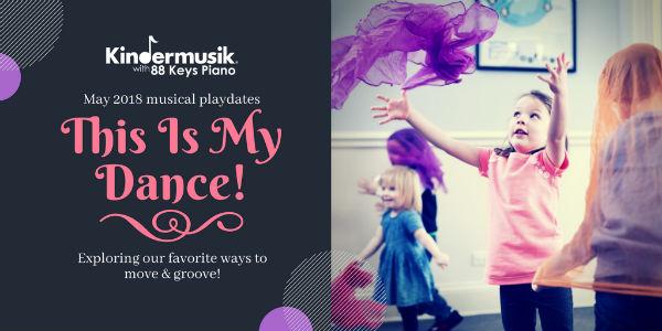 Kindermusik Playdates Savannah toddler activities