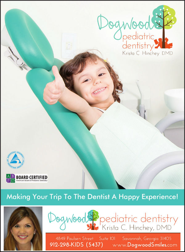 Savannah dentists Dogwood Pediatric Dentistry