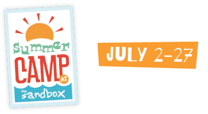 Sandbox Summer Camp 2018 Hilton Head Kids Activities