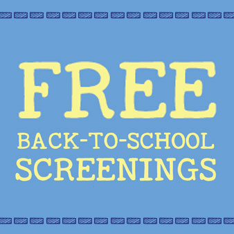 back to school clinics savannah chatham county