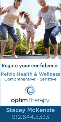 Pelvic Health Physical Therapist Stacey McKenzie Savannah Optim Health