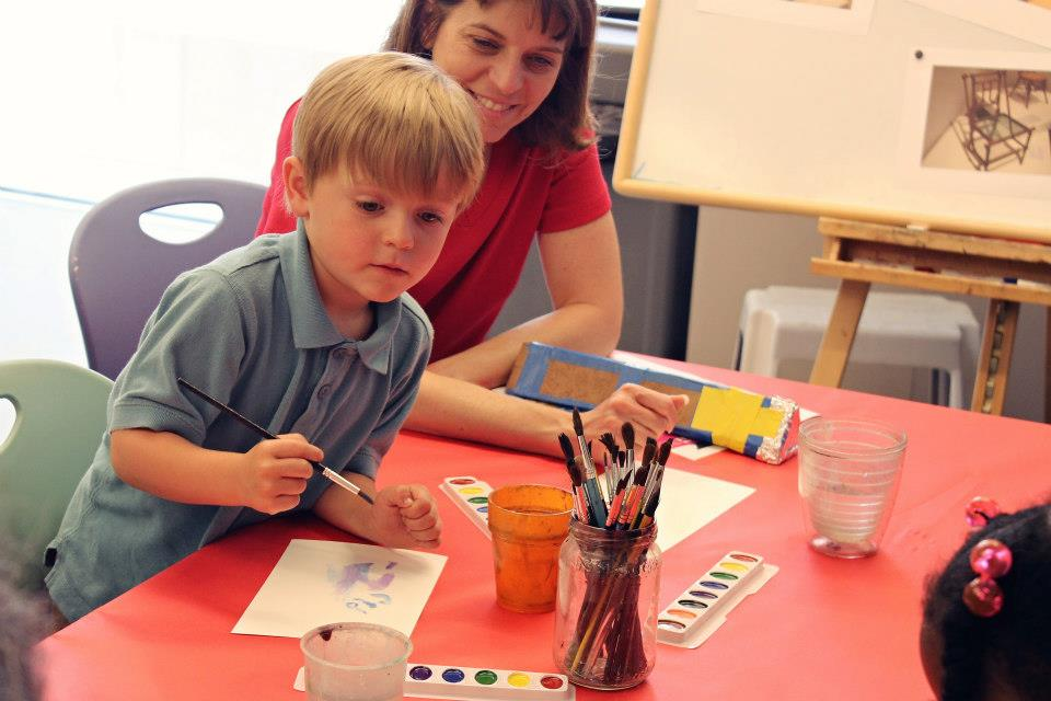 Telfair Museums Jepson Center Art Start Toddlers