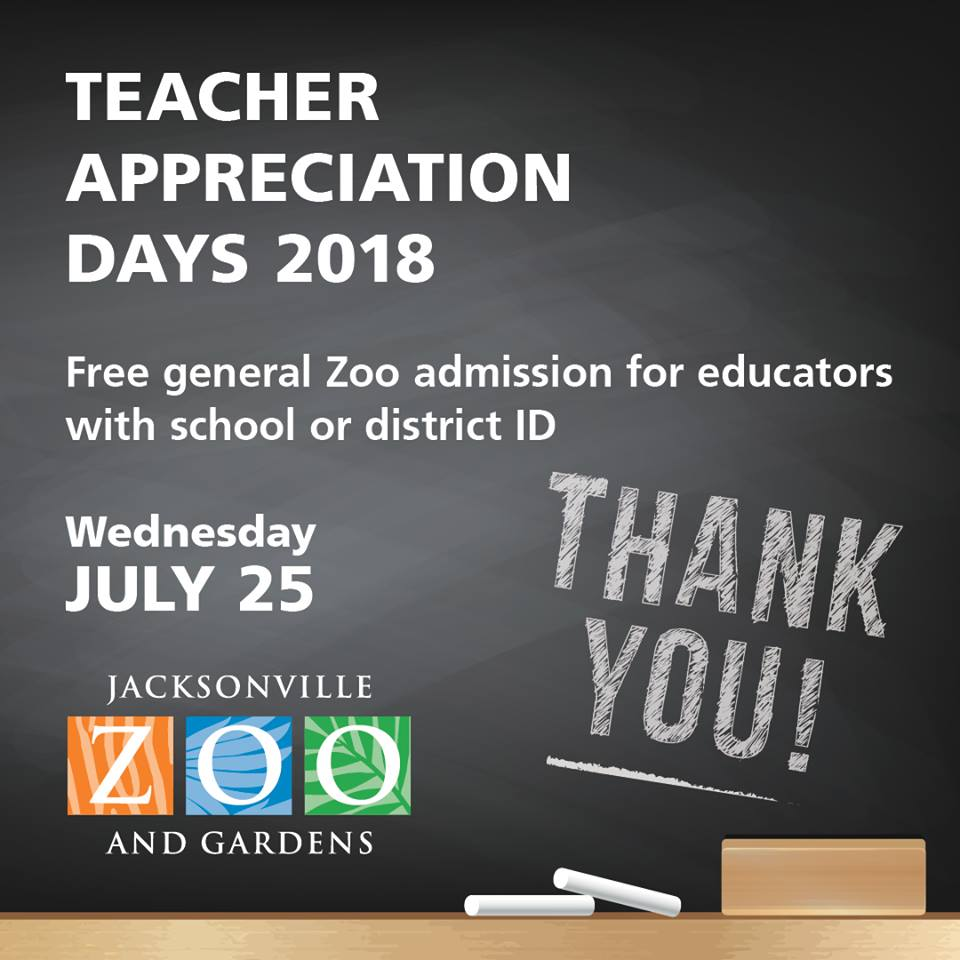 Free teacher admission