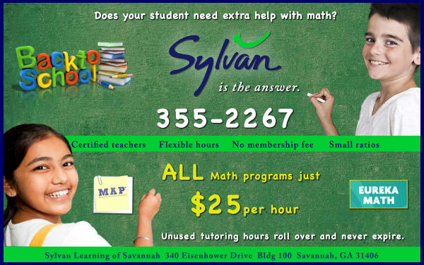 Sylvan Math Tutoring Savannah