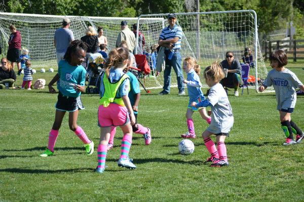 Savannah United Fall 2018 Youth Soccer Team