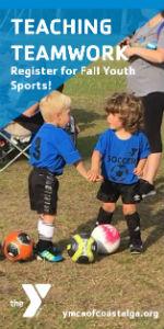 YMCA Coastal Georgia Soccer Fall Sports Youth
