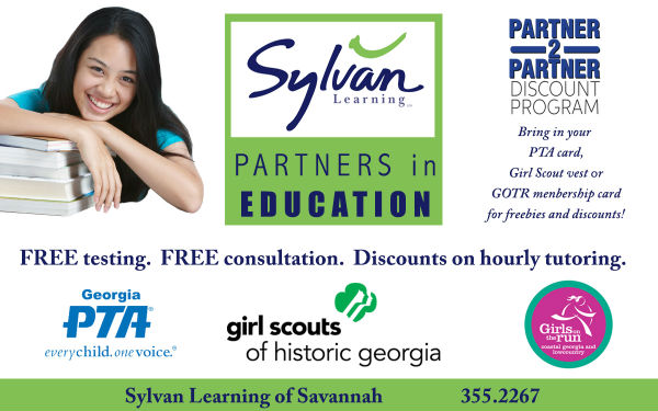 Sylvan Learning Center tutoring Savannah