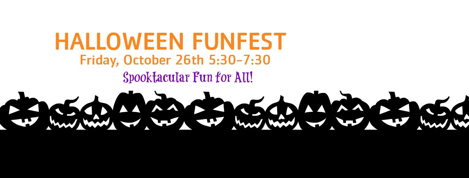 Free Halloween FunFest Pooler