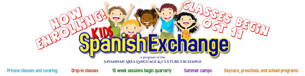 Kid Spanish Exchange Spanish classes youth Richmond Hill