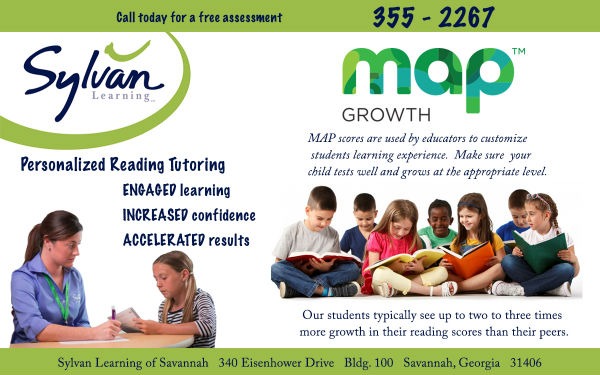 sylvan learning center Savannah tutoring