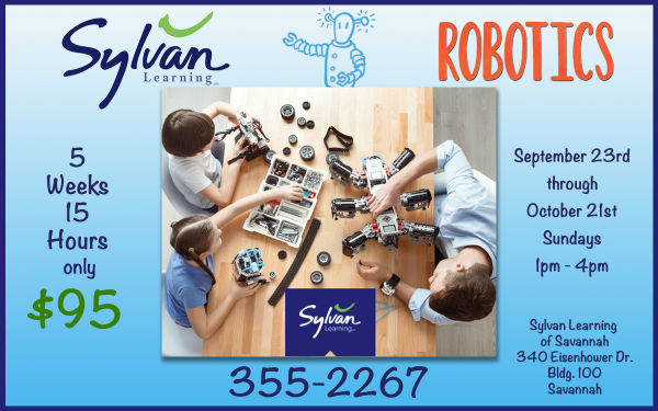Sylvan Robotics Savannah Tutoring