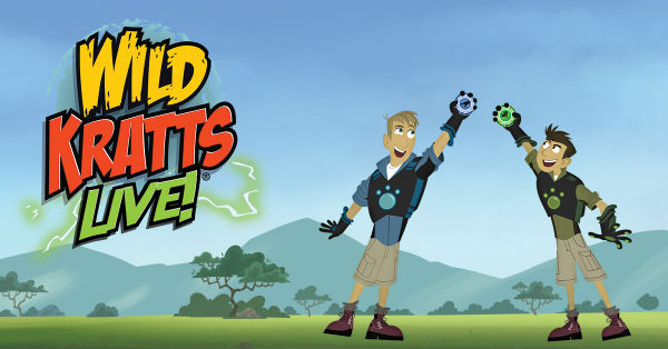 Wild Kratts ticket promo Savannah