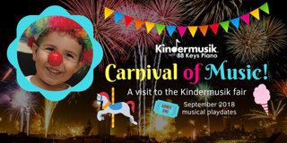 Kindermusik Savannah toddlers 2018