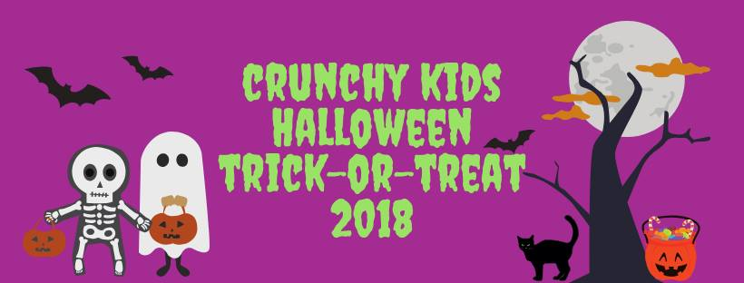 Crunchy Halloween Trick or Treat Savannah 2018