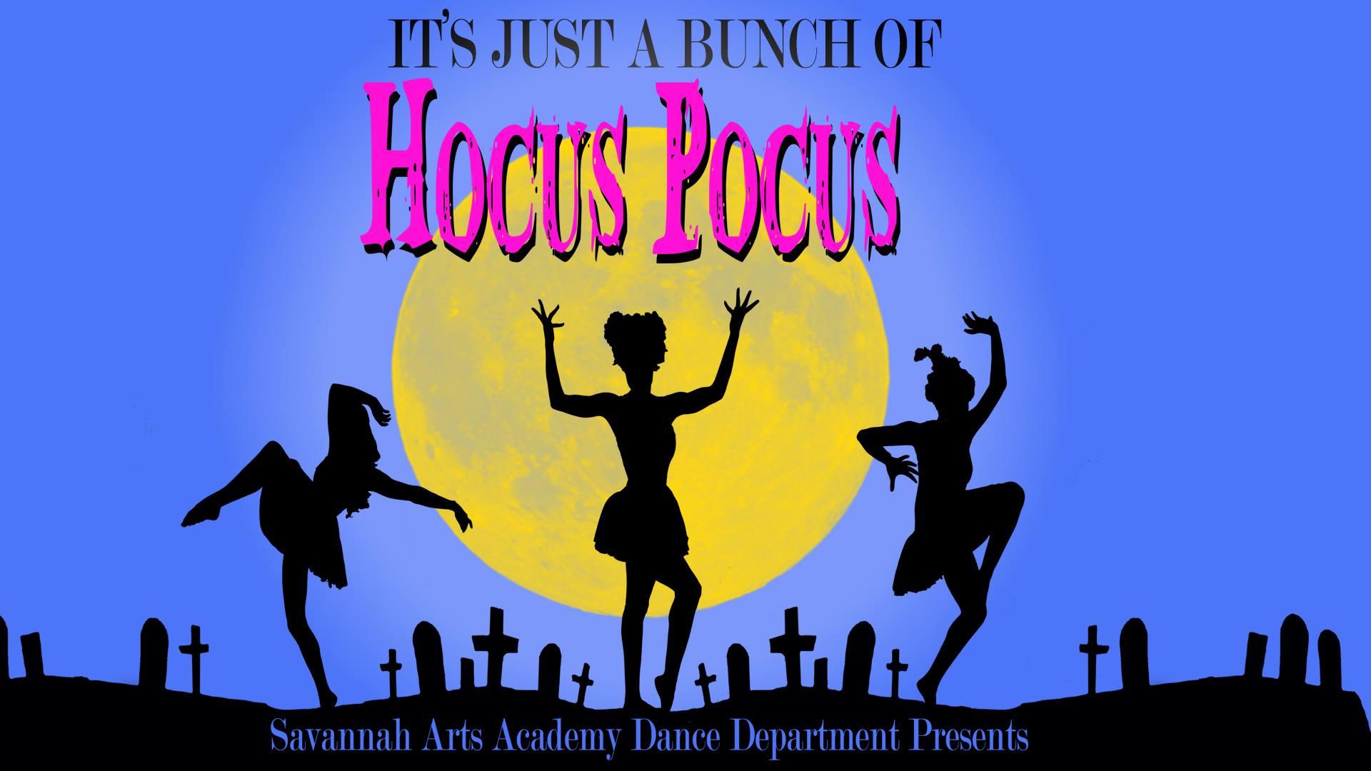 Hocus Pocus Savannah Arts Academy 2018