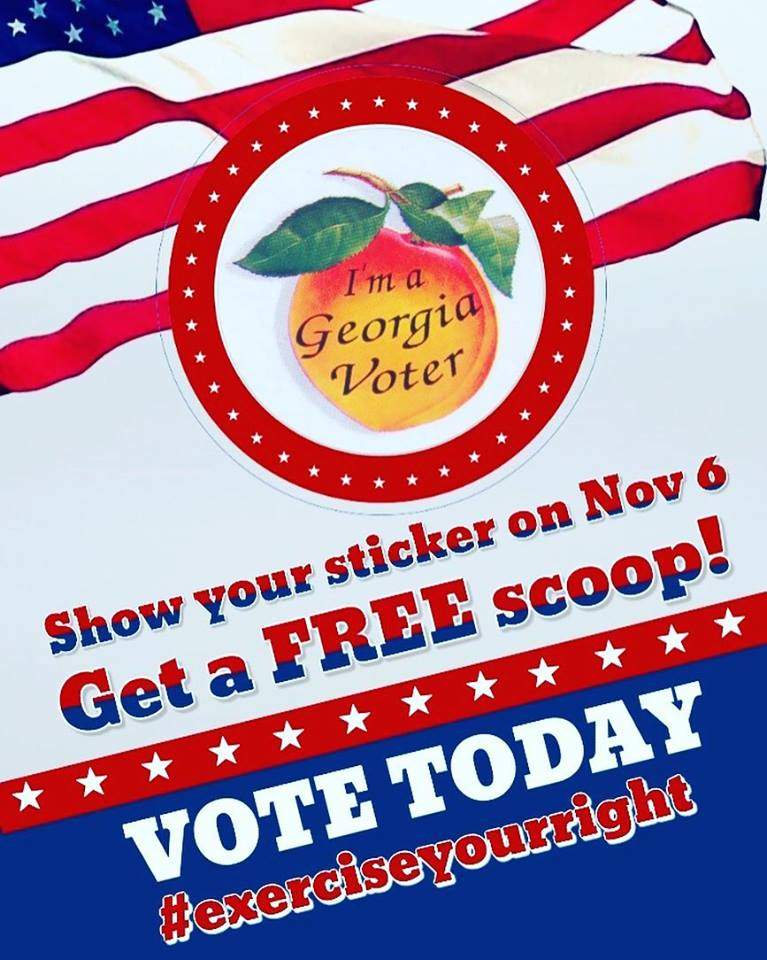 Southern Mamas » Blog Archive » Free Election Day childcare
