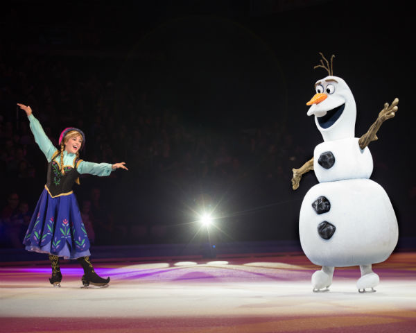 Disney on Ice Savannah 2018