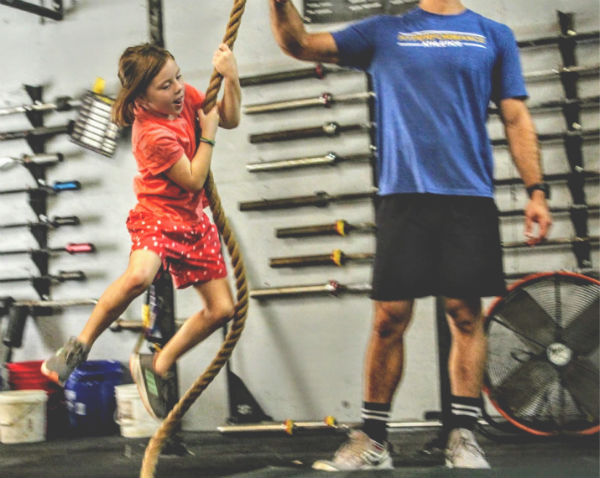 Crossfit Kids Savannah