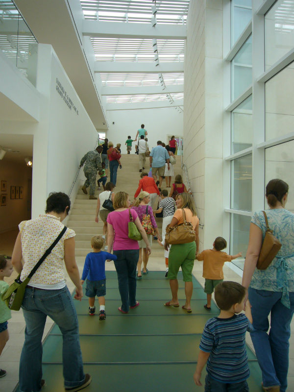 Art Start Jepson Center Telfair Museums Savannah toddlers preschoolers mommy