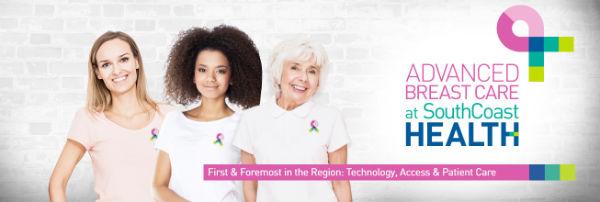 Breast Care Savannah SouthCoast Health Mammogram