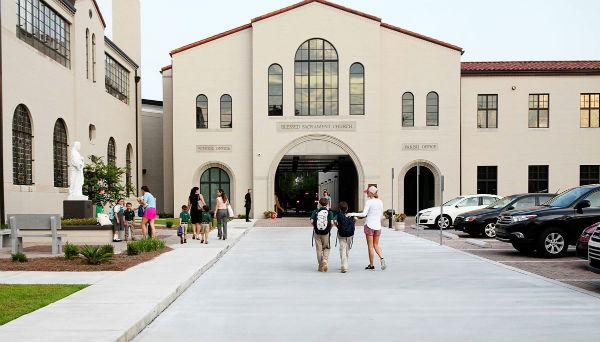 Savannah private schools Blessed Sacrament