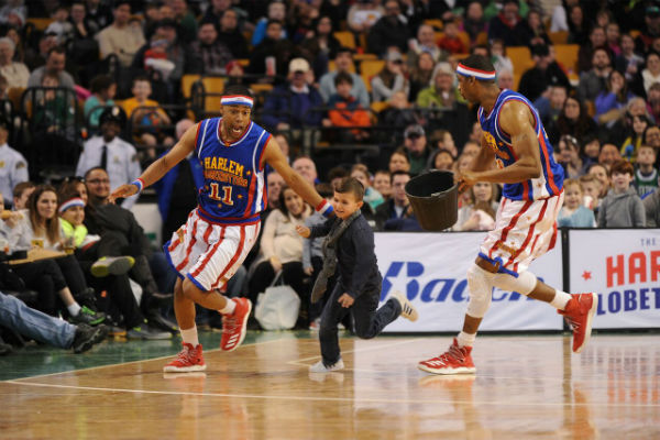 harlem globetrotters in savannah